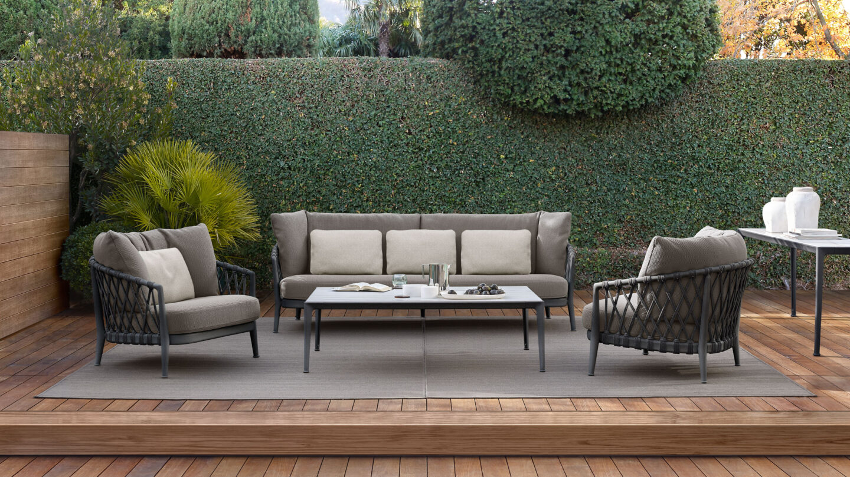 hauser-design-b&b-italia-lounge-erica-mit-loungesessel