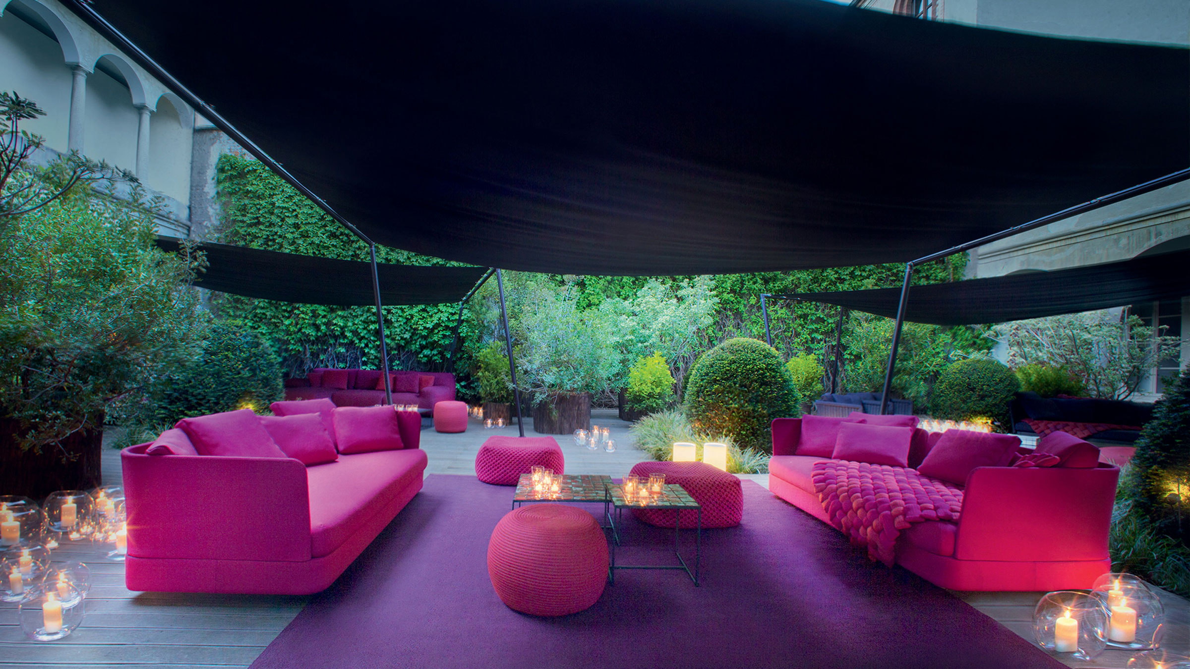 hauser-design-paola-lenti-frame-lounge-in-pink