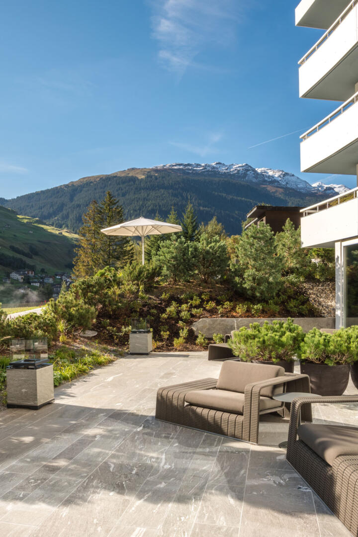 Hotel 7132 in Vals *****