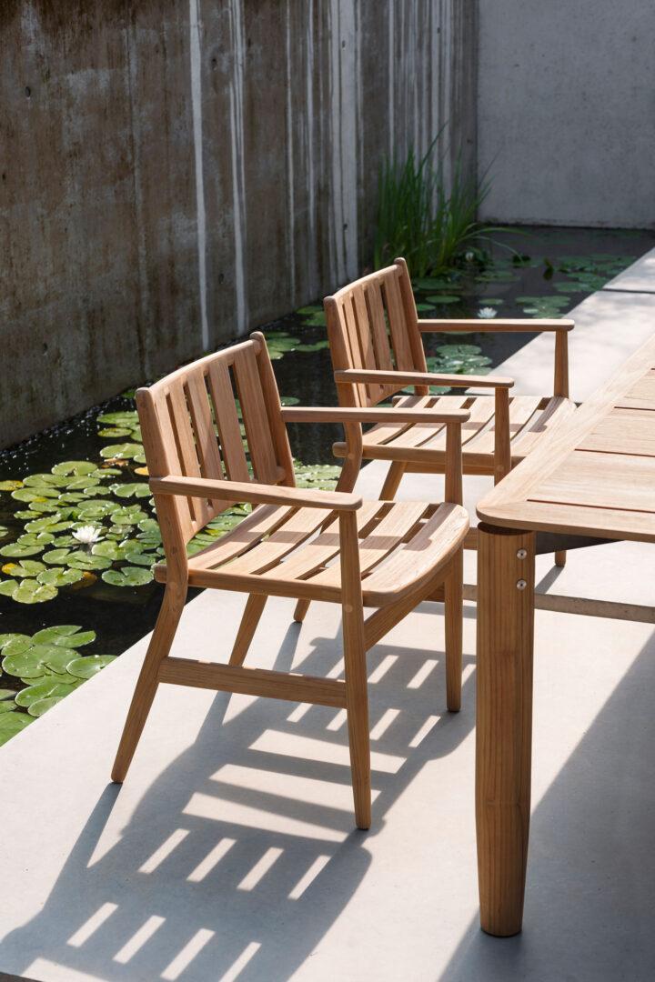 10% auf alle Gartenstühle
