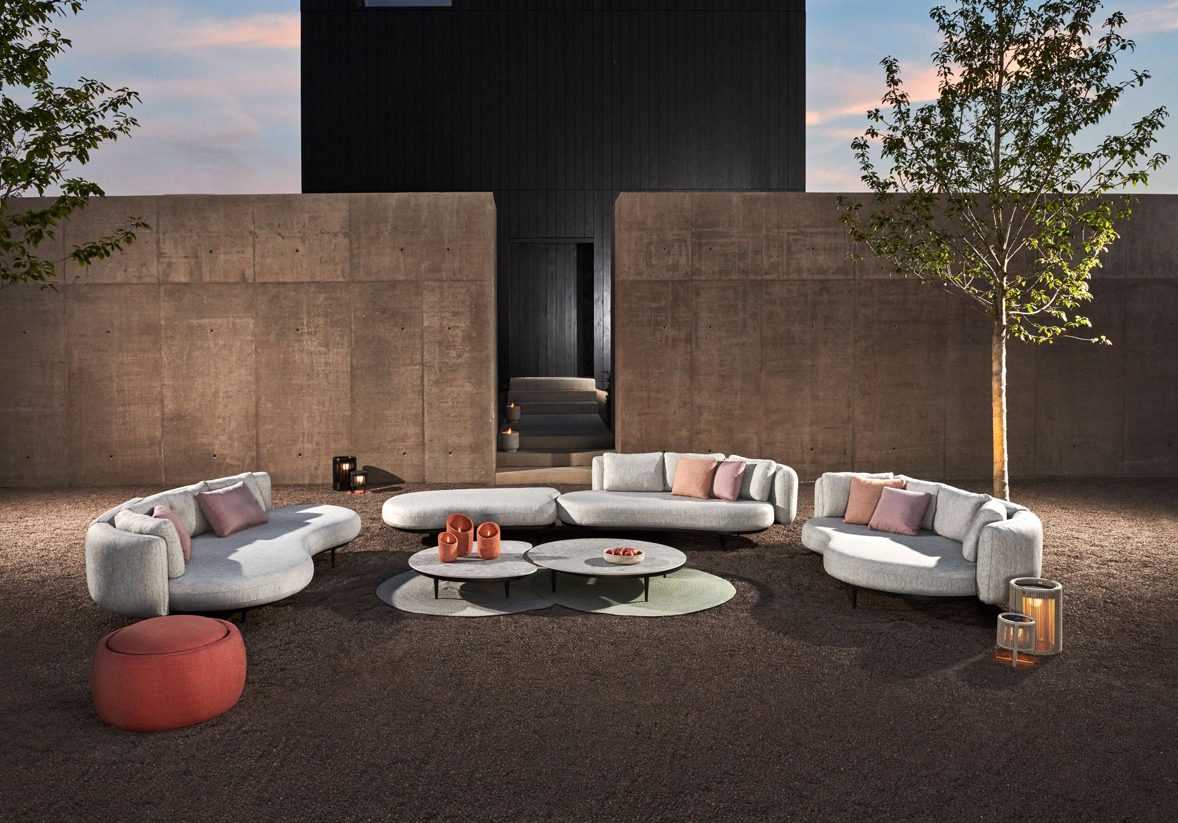 hauser-design-royal-botania-lounge-organix-in-grau-bei-nacht