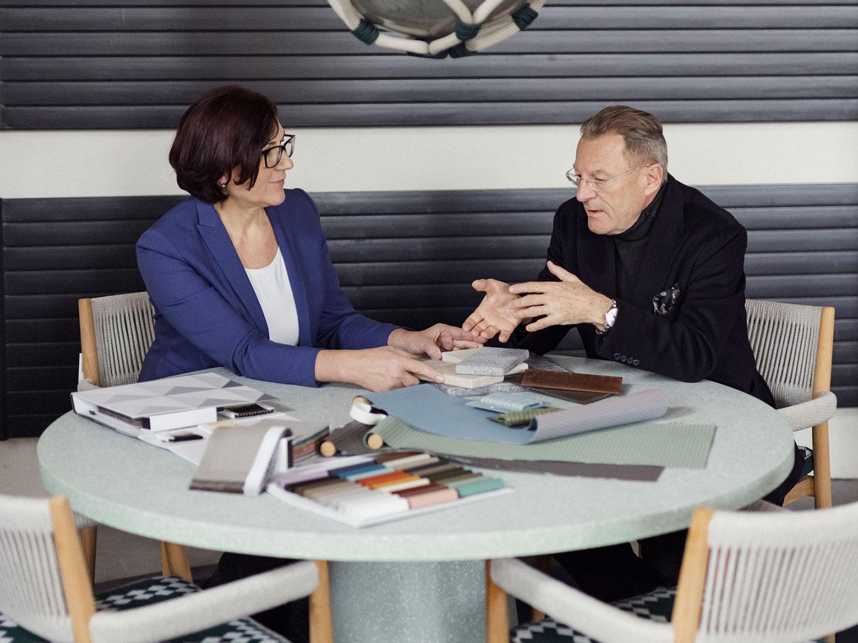 Hauser Design Gespräch