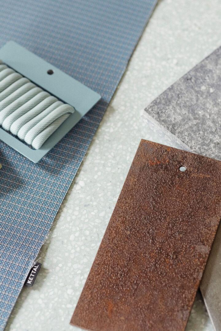Hauser Design Material-Mix