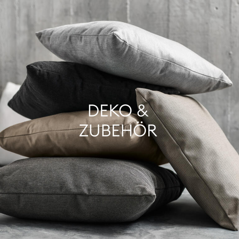 Hauser Design Sortiment Deko und Zubehör