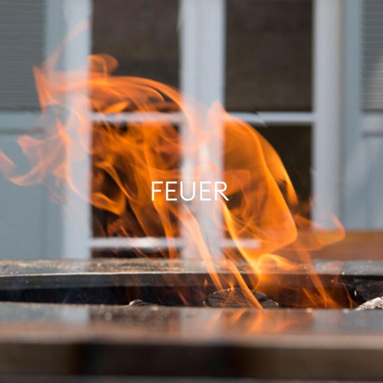 Hauser Design Sortiment Feuer