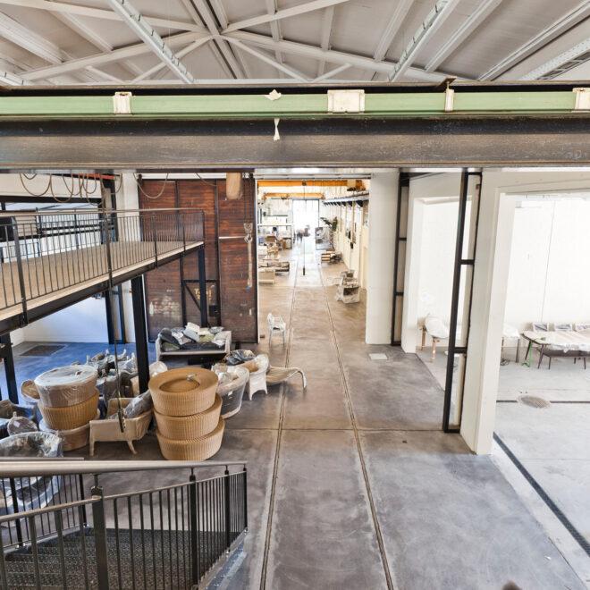 hauser-design-showroom-sicht-von-oben