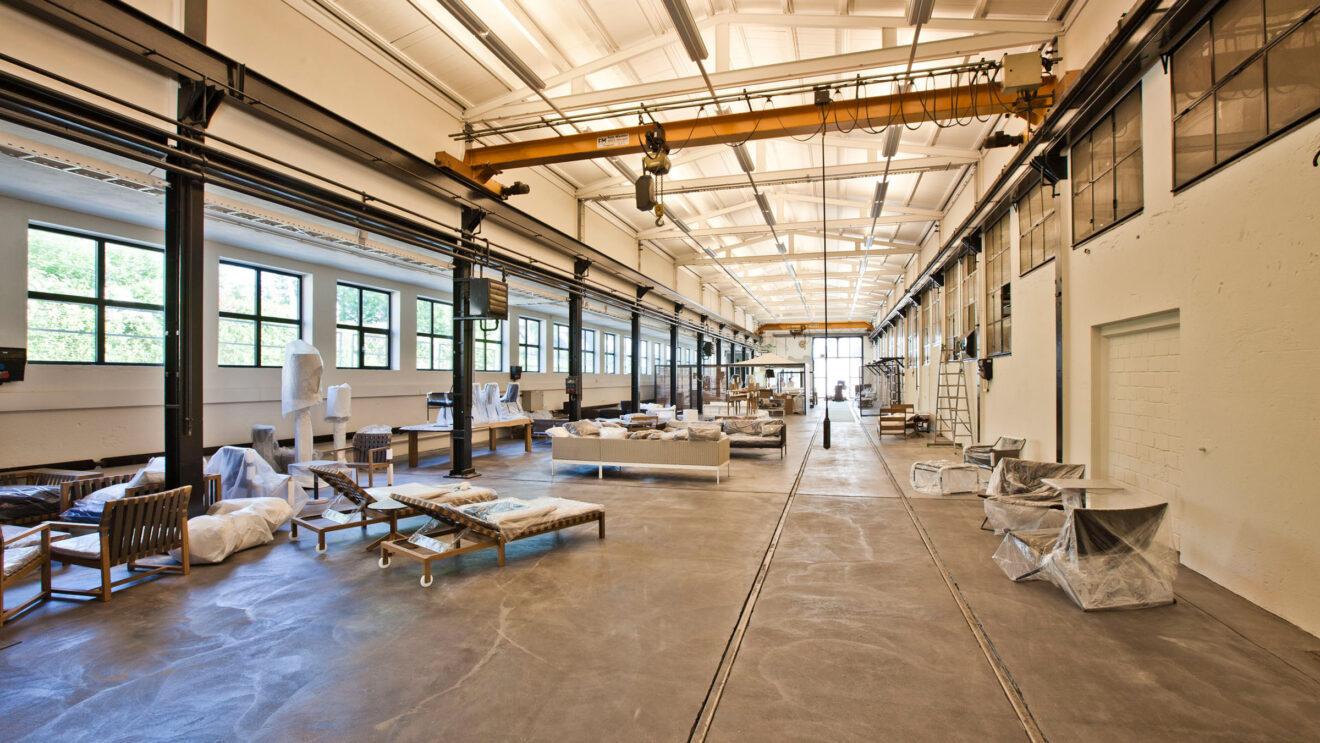 hauser-design-showroom-vor-dem-einzug