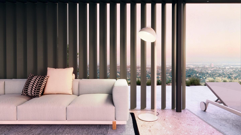 hauser-design-kettal-lounge-boma-und-lampe-half-dome